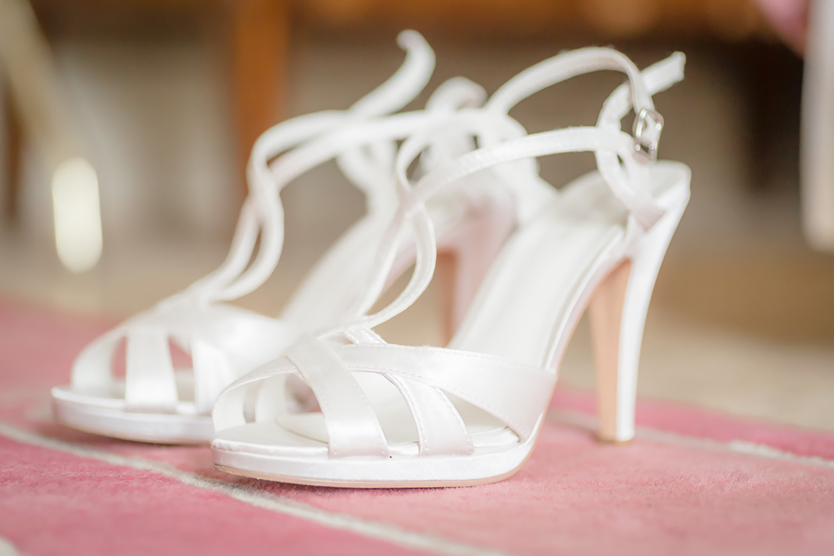 Bröllopsdress