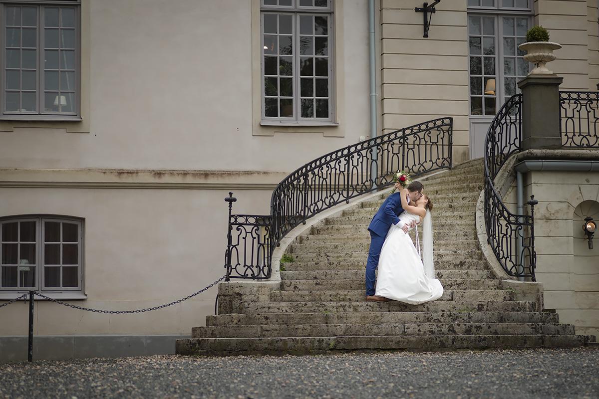 Bröllopsporträtt Kronovalls Slott