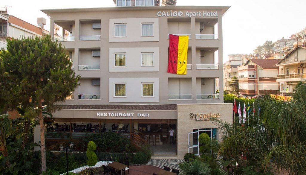 Hotell i Alanya