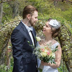 Bröllopsfotograf Helsingborg kv