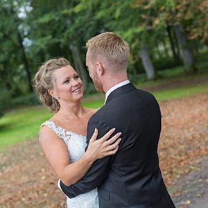 Bröllopsfotograf Malmö kv