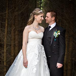 Bröllopsfotograf Skåne kv